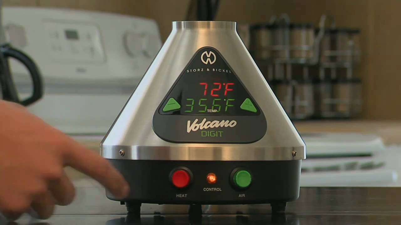 Useful Characteristic of Digital Volcano Vaporizer