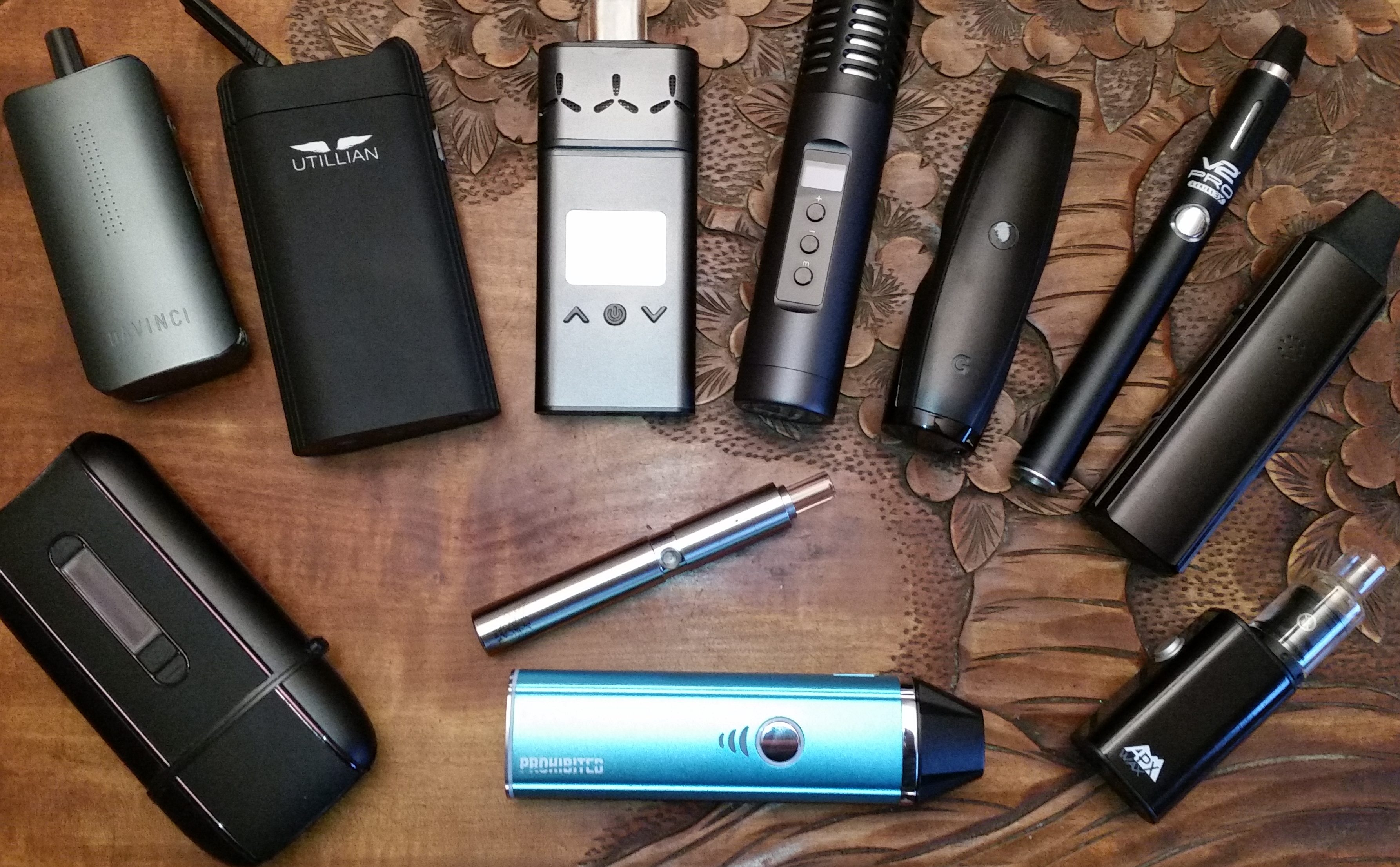 BENEFITS OF USING MARIJUANA VAPORIZERS